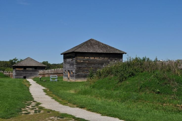 Fort Meigs, Maumee, Ohio.