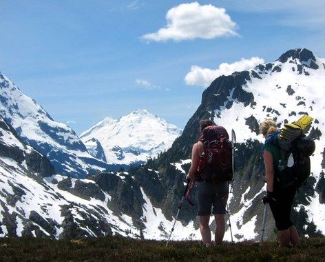 How To: Avoid Hazards Caused by Snow Melt — The Mountaineers