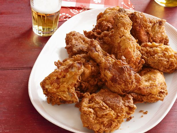Classic Fried Chicken Recipe : Food Network Kitchen : Food Network - FoodNetwork.com