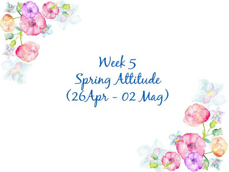The Spring Sparkling Challenge: Spring Attitude - Consigli di Makeup