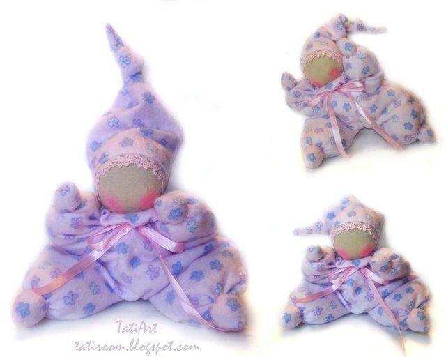 Вальдорфская кукла бабочка мк