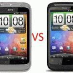 HTC Wildfire S vs Desire S - Compare the Latest HTC Mobile Phones