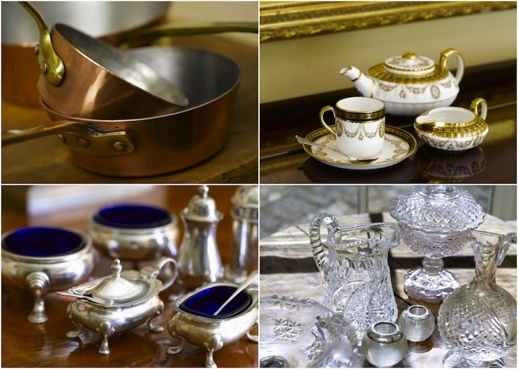Genuine vintage for your wedding gifts