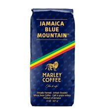Marley Coffee Talkin' Blues Jamaica Blue Mountain. Get your drink on at MarleyCoffee.com!