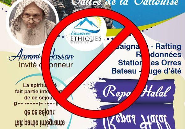 ABERRATION PUBLIC. France : un séjour d'été animé par un imam radical financé par la CAF ?