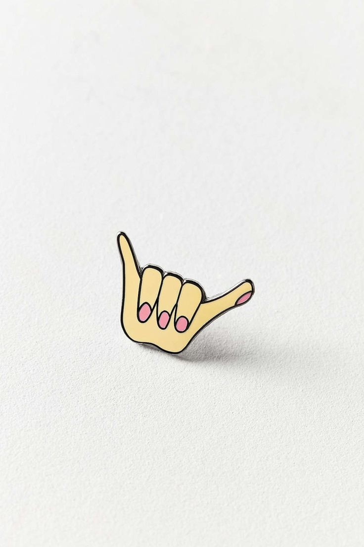 Annie Free X UO Hang Ten Pin