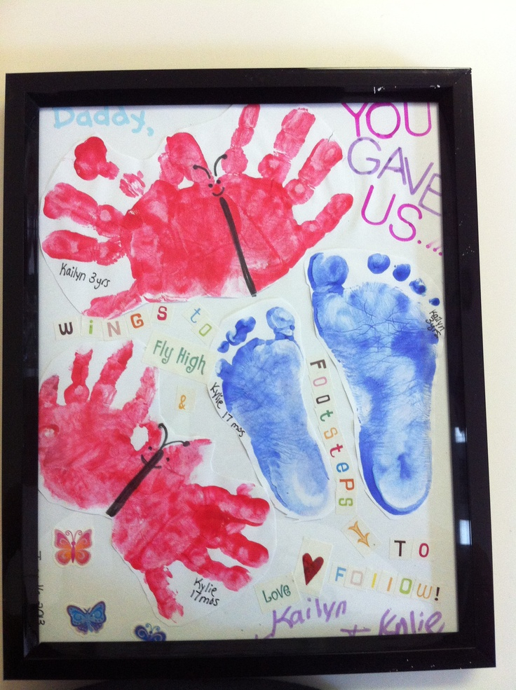 Great Idea For The First Page In The Scrapbook Fathers Day Crafts Kids Fathers Day Crafts
