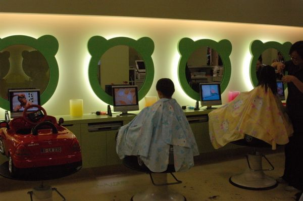 Salon for Kids