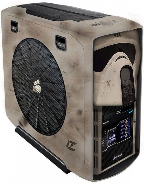 Corsair Stormtrooper Case Design......must have now.....must have now....