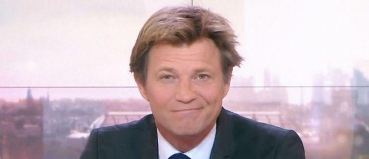 Victime d'une panne de magnéto, Laurent Delahousse a enchaîné les moments de solitude en direct ce samedi 8 avril au 20 heures de France 2.