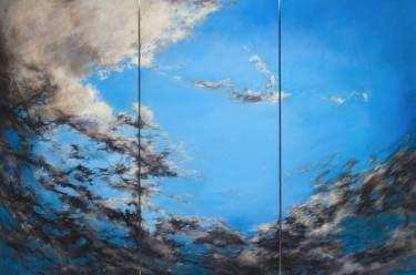 "Saatchi Art Artist Marjan Fahimi; Painting, ""Waiting for"" #art"