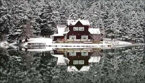 Bolu-Abant'ta Kış