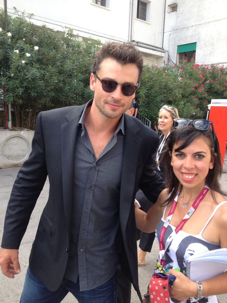 Me and #TomWelling