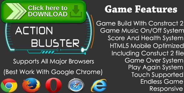[ThemeForest]Free nulled download Space Action Bluster HTML5 Endless Shooting Game from http://zippyfile.download/f.php?id=54435 Tags: ecommerce, animated shooting games, best Shooting games, games, html5 games, online shooting games, shooting games