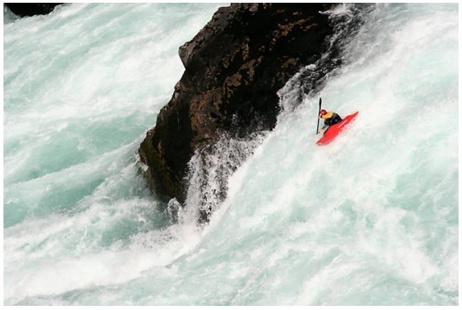 Rio Futaleufu, Sur de Chile