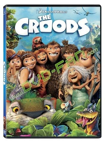 The Croods disney dvd wholesale