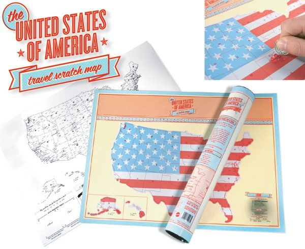 Best SCRATCH MAP POSTERS Images On Pinterest Scratch Off - Scratch off us map