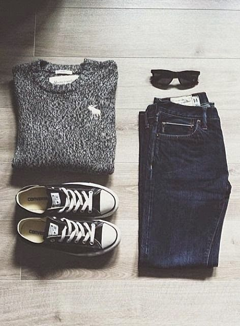 Simple And Comfy Teen Fashion Outfits