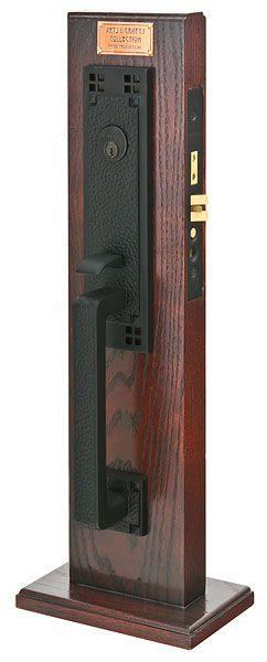 Craftsman | Arts & Crafts | Mortise Entrysets | Emtek Products, Inc.