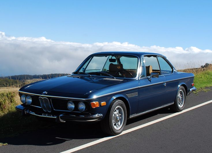 1973 BMW 3.0CS 5-Gang