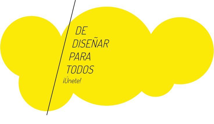 HOY ES EL DÍA DE DISEÑAR PARA TODOS www.hoyeseldia.es  #design #eco #ecologico #ecologic #sostenible #sustentable