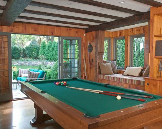 Best Family Game Room Combo Images On Pinterest Family Game - Garage games room ideas