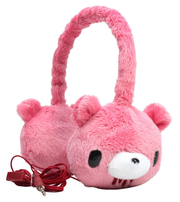 Pink Fluffy Toy Cat