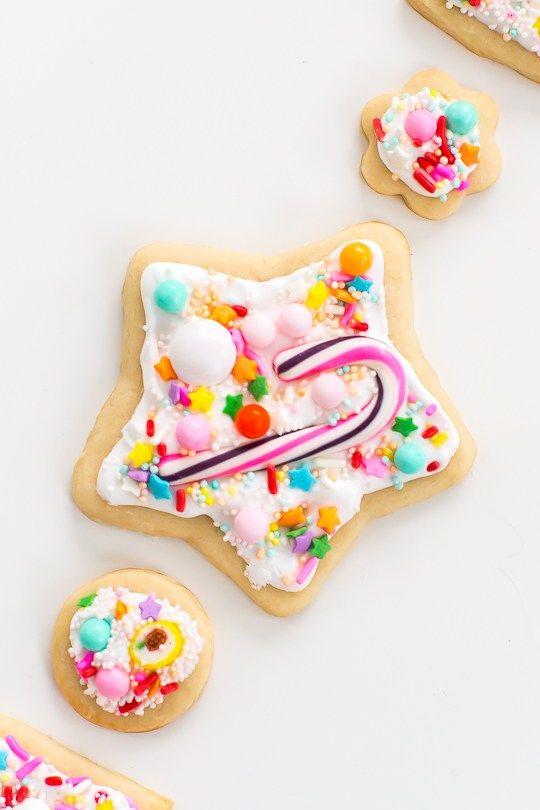 Sweet Everything Sugar Cookies aka Pinterest Failproof! - Sugar