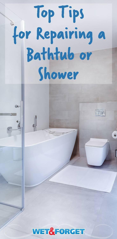 How To Work A Bathtub Or Shower Repair Kit Like A Pro Shower Repair Deep Clean Bathroom Mold In Bathroom