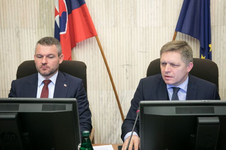 Fico možno ešte dnes podá demisiu. Novým premiérom zrejme bude Peter Pellegrini http://my.slbeu.eu/pellegrini #Slovensko #vládnakríza #vláda #premiér #Bratislava #poslnaci #NRSR #RobertFico #PeterPellegrini