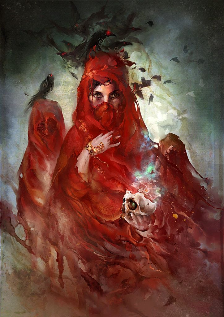 death by TE HU   Fantasy   2D   CGSociety