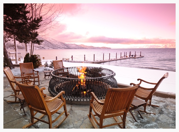 The Hyatt Lake Tahoe Resort, Casino and Spa is literally chock-full of wintertime activities - from snowy sports on nearby trails to relaxing treatments at the mountain-inspired spa.