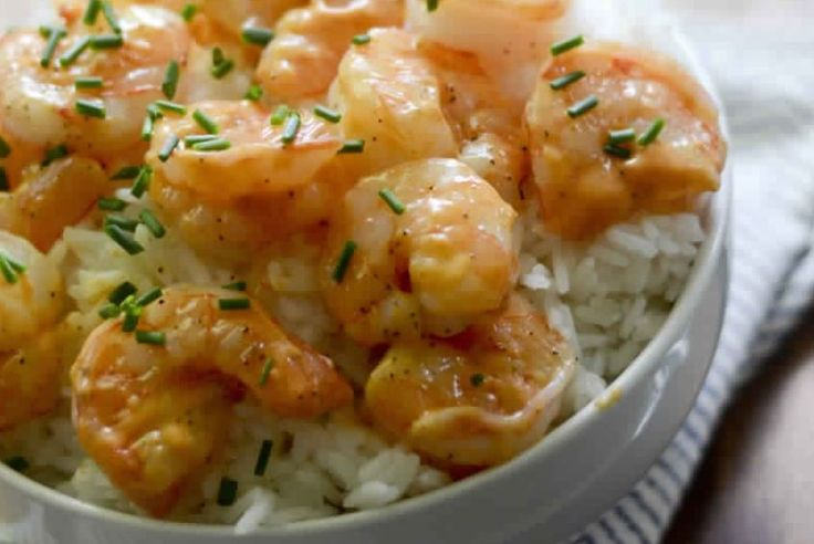 Skinny Bang Bang Shrimp - Weight Watchers Recipes