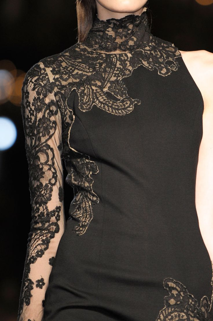 Andrew Gn at Paris Fashion Week Fall 2012 | Keep the Glamour | BeStayBeautiful
