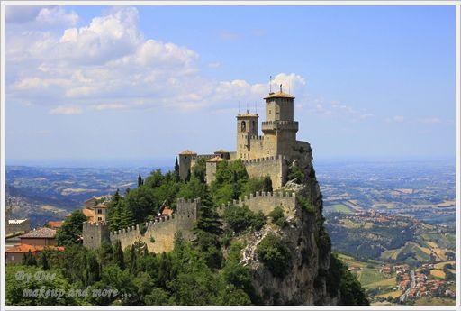 Poftiti la ... San Marino? ~ By Dee make-up and more