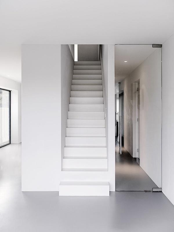 17 beste afbeeldingen over interieur trap en entree op pinterest belgi house en trappenhuizen - Home decoratie interieur trap ...