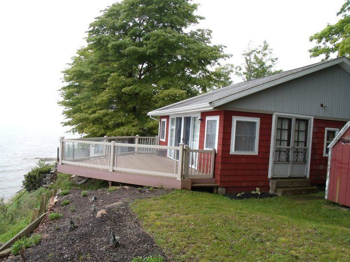 Erie Vacation Rental Vrbo 557013 2 Br Great Lakes Cabin