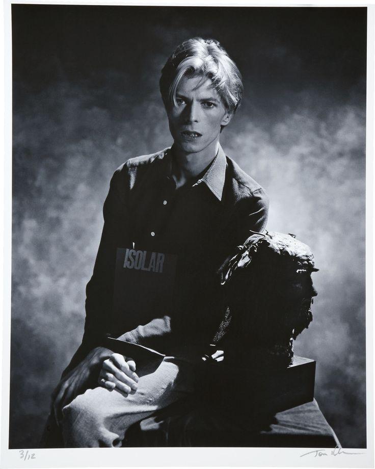 Bowie amazingness ISOLAR