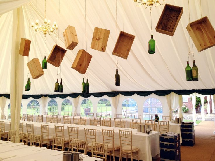 75 best marquee wedding ideas images on pinterest for Indoor marquee decoration