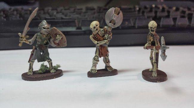 Jade Gaming News: Skeletons