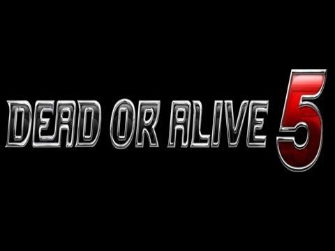 Dead or Alive 5 TGS 2011 Debut Trailer [HD]