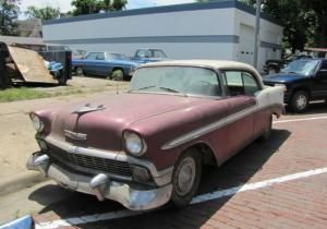 Lambrecht auto auction features 'new' classic Chevy vehicles that have never been titled.