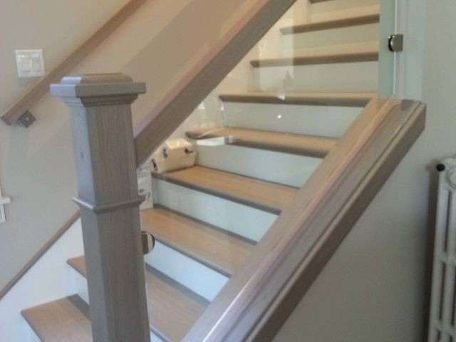 glass railing-