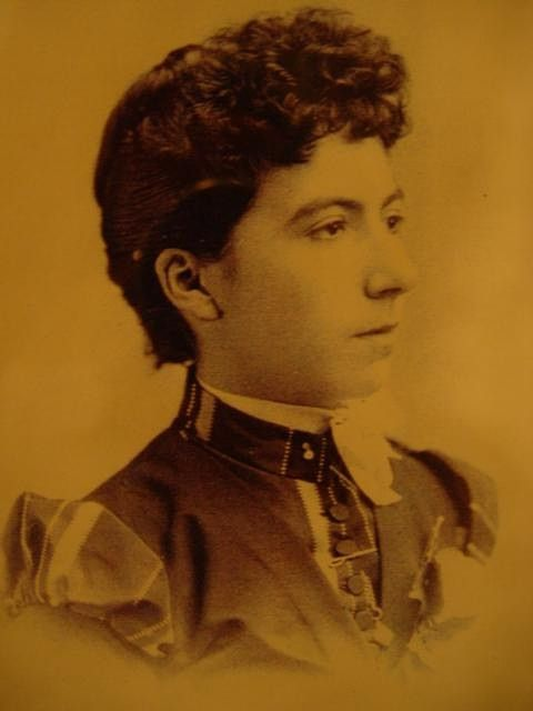Josephine Marcus - The World of Wyatt Earp