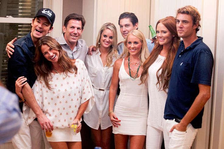 The Southern Charm crew is made up of the who's who of Charleston, South Carolina. But their influence on Charleston society these days is basically in their genes.