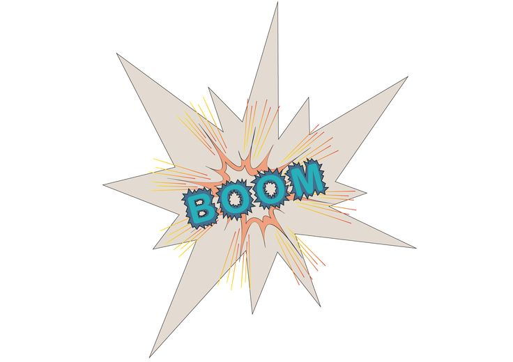 PowerPlay Party Bus explosion words...'BOOM' !!