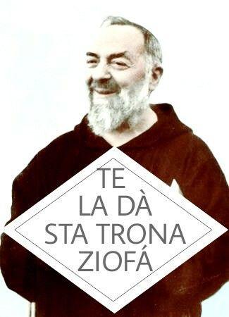 #padrepio #high #weed #santo #rilio