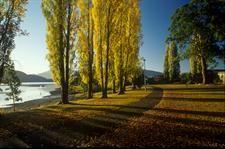 DH Te Anau- Autumn in Lake Te Anau Distinction Hotels Te Anau, Hotel & Villas