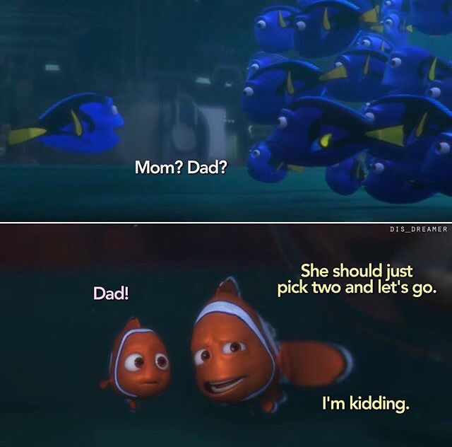 Finding Dory. Man this movie was so great