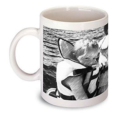 Mug personnalisé photo effet artistique